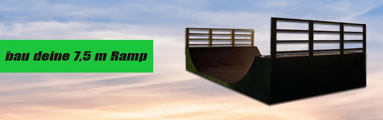 Banner Miniramp Pläne