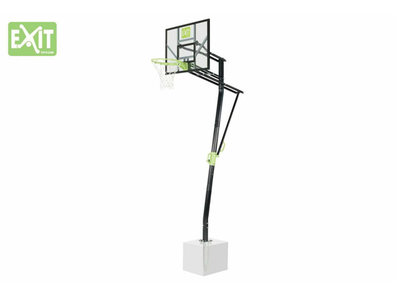 EXIT Basketballkorb Galaxy Inground Basket (mit Dunkring)